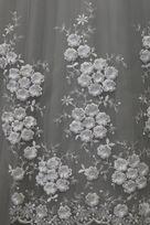 Fiore Fiorellini per Abiti da Sposa in Seta macrame Organza