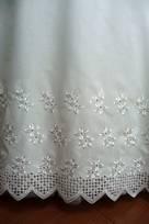 tessuto sposa san gallo in poliestere seta ricamato abito
