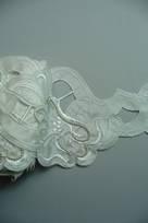 bordo taffetas bianco