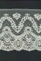 bordi in pizzo rebrode di tessuto da sposa sartoria atelier