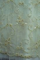 tessuto in tulle tessuti uniti per sarti abiti cerimonia