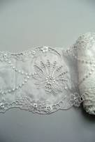 collezione abiti da cerimonia sposa in organza raso bianco