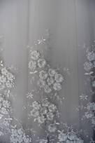 Rose Fiori per Abito da Sposa Fiorellino Strass da applicare